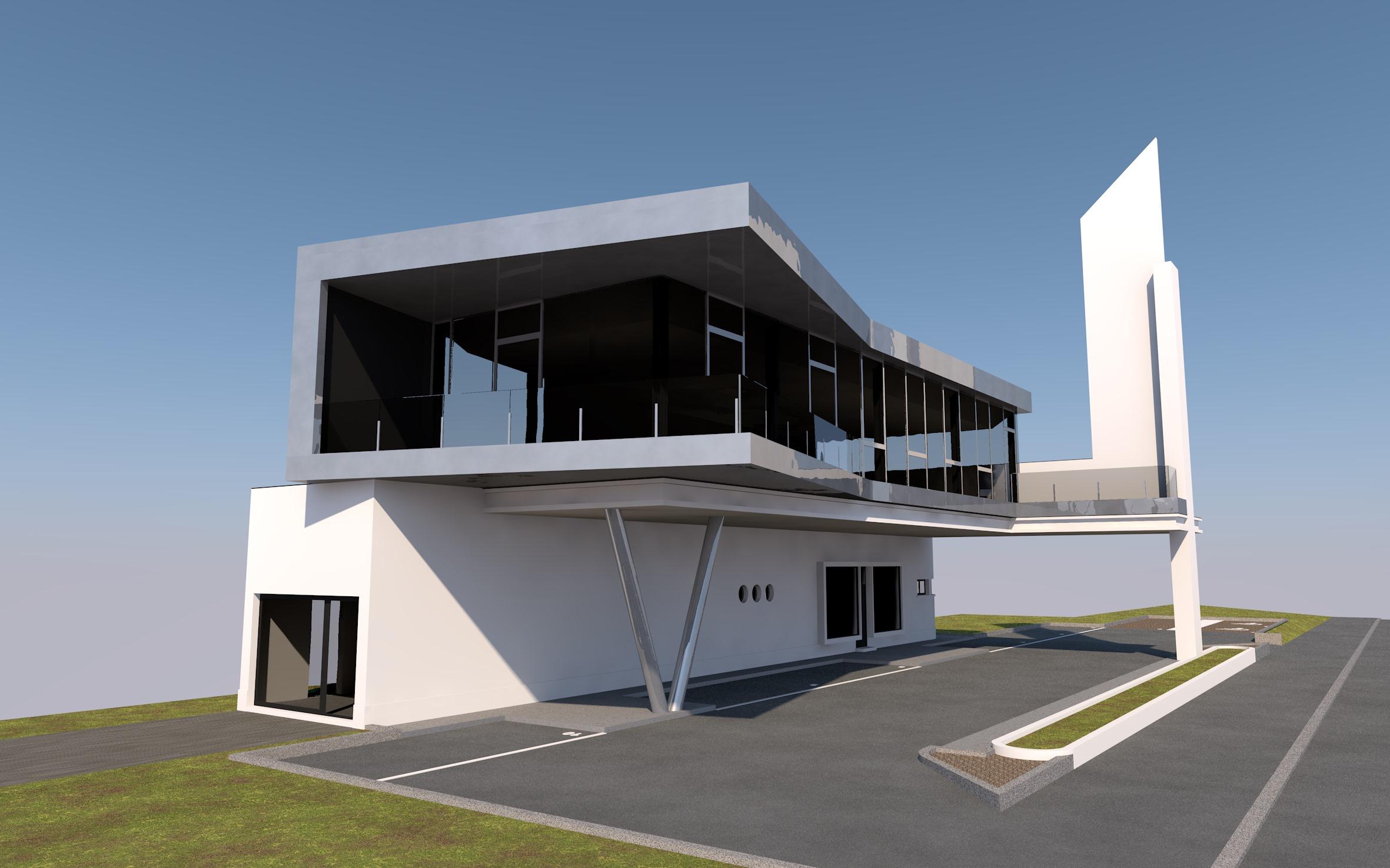 Limonest – 560 RN6 – Office station