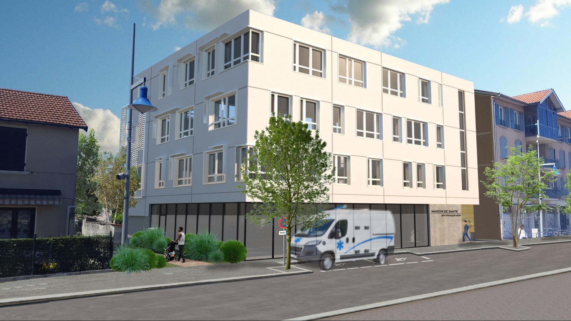 Chassieu – 43 Rue de la république